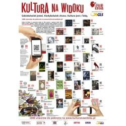 Plakat Kultura na Widoku2